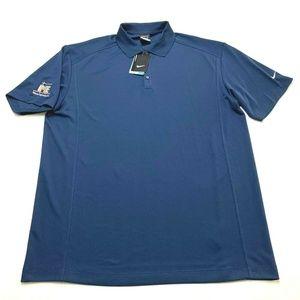 NWT Nike Golf Dri-Fit Polo Shirt